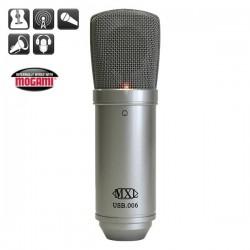 MXL Microphones - MXL USB 006 USB Kardioid Kapasitif Mikrofon