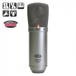 MXL Microphones - MXL USB 007 Stereo USB Stereo Kapasitif Mikrofon
