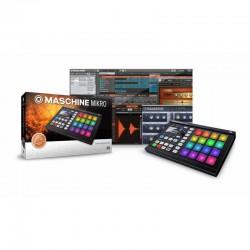 Native Instruments - Native Instruments Maschine Mikro MK2 (Black)