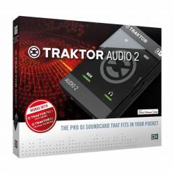 Native Instruments - Native Instruments Traktor Audio 2 MK2