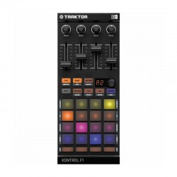 Native Instruments - Native Instruments Traktor Kontrol F1