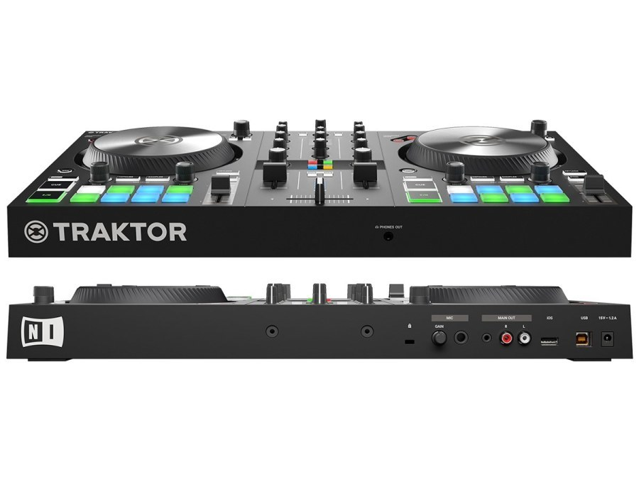 Native Instruments Traktor Kontrol S2 MK3 Full Set