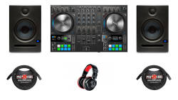 - Native Instruments Traktor Kontrol S4 MK3 Full Set