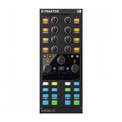 Native Instruments - Native Instruments Traktor Kontrol X1 MK2
