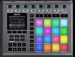 - Nektar Aura MIDI DAW Controller