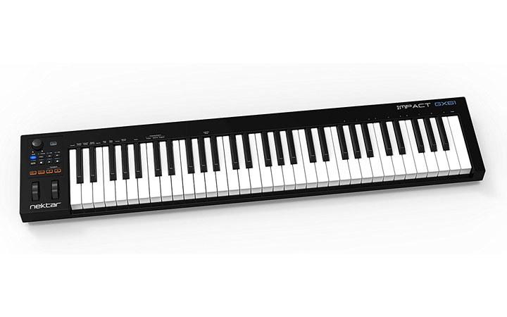 Nektar Impact GX61 Tuş Midi Klavye Controller