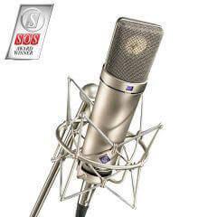 Neumann U87 Ai Studio Set