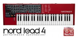 Clavia - NORD Lead 4 Synthesiser