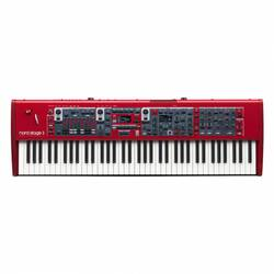 Nord - Nord Stage 3 HP76 STage Piano ve Synthesizer