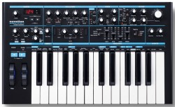 Novation - Novation Bass Station II Analog Synthesizer