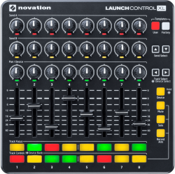 Novation - Novation Launch Control XL MKII Midi Controller