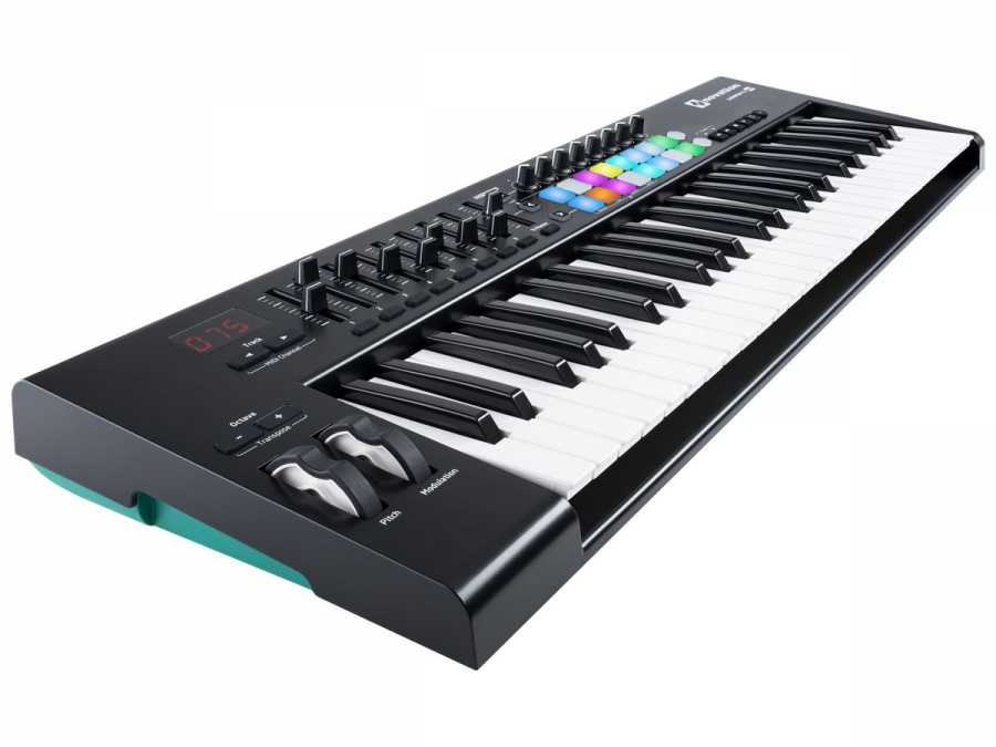 Novation Launchkey 49 Mk2 49 Tuş Midi Klavye