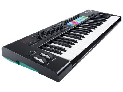 Novation - Novation Launchkey 49 Mk2 49 Tuş Midi Klavye (1)