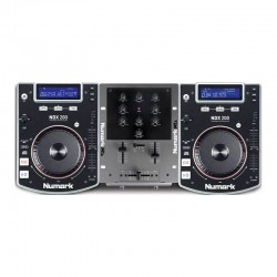 Numark - Numark I Cd Dj in A Box DJ Seti