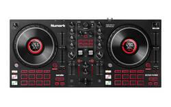 Numark - Numark MixTrack Platinum Fx DJ Controller