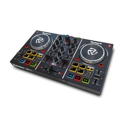 Numark - Numark PartyMix Led Aydınlatmalı Virtual DJ Controller
