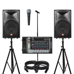 InfoMusic Ses Paketleri - Okul ve Düğün Özel Paket