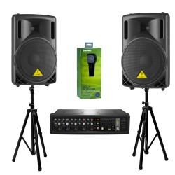 InfoMusic Ses Paketleri - Info Music Okullar İçin Tören Paketi