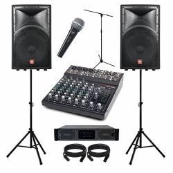 InfoMusic Ses Paketleri - Organizasyon ve Düğün Özel Paket