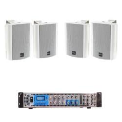 InfoMusic Ses Paketleri - Orta Segment Cafe & Mağaza Ses Sistemi