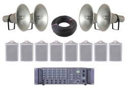 InfoMusic Paket Sistemler - Orta Seviye Cami Sistemi