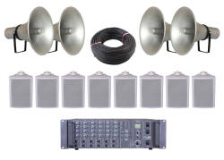 InfoMusic Ses Paketleri - Orta Seviye Cami Sistemi