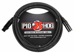 Pig Hog - Pig Hog PHM-10 3 Metre Mikrofon Kablosu