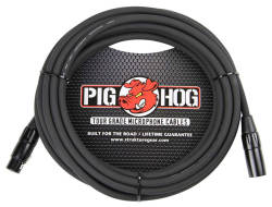 Pig Hog - Pig Hog PHM-20 6 Metre Mikrofon Kablosu