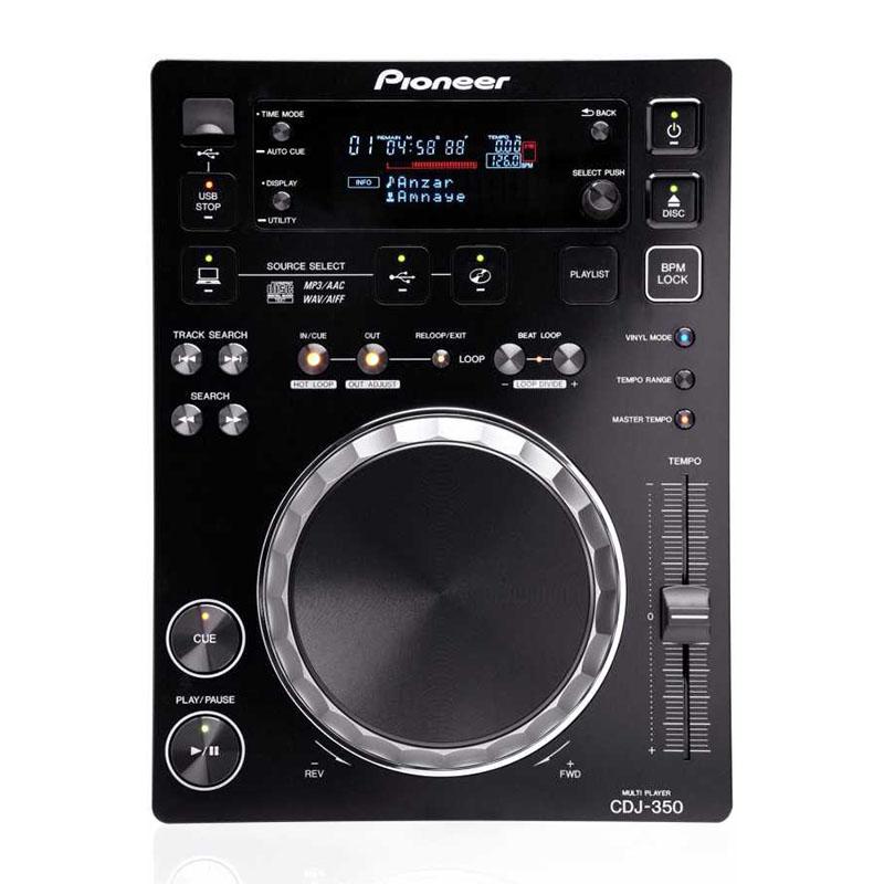 Pioneer CDJ-350 DJ Deck Windows 8