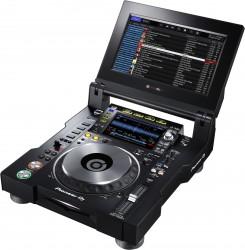 Pioneer DJ - Pioneer DJ CDJ-TOUR1 Katlanabilir Dokunmatik Ekranlı Player