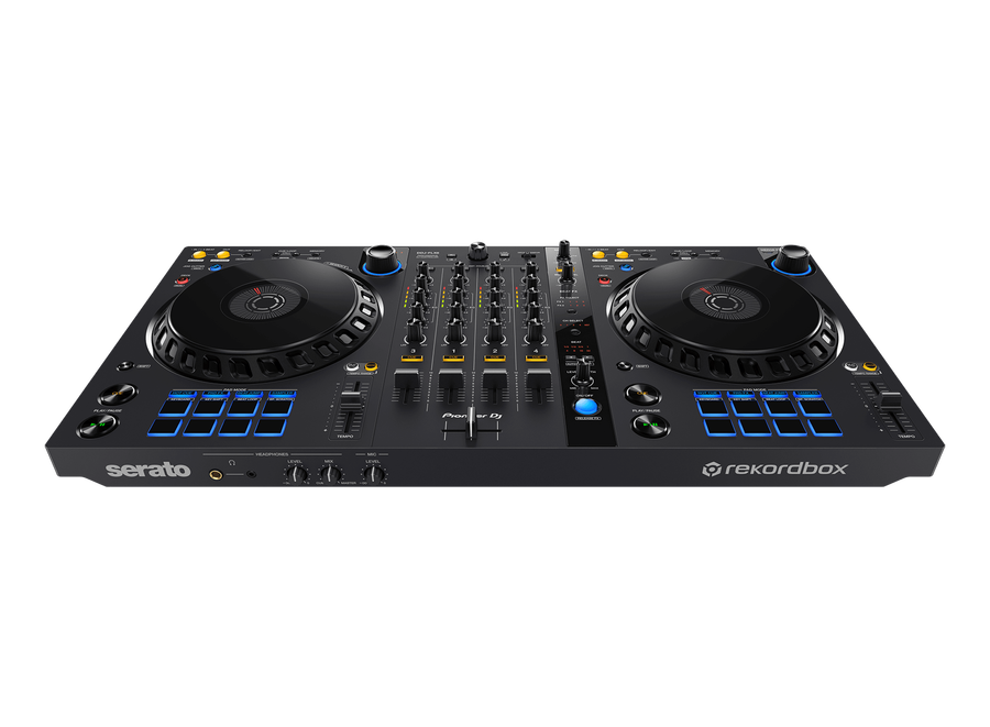 Pioneer DDJ-FLX6 4 Kanal Rekordbox ve Serato Controller