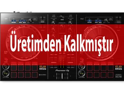 Pioneer DJ DDJ-RB Rekordbox Controller (Üretimden Kalkmıştır)