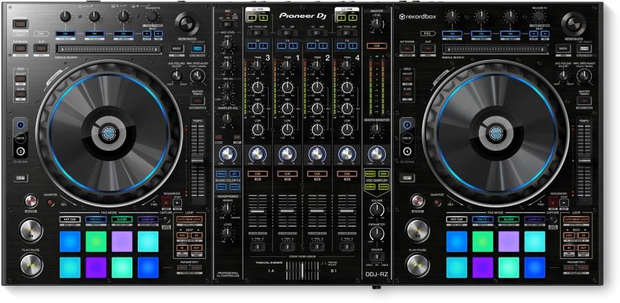 Pioneer DJ DDJ-RZ Profesyonel Controller