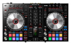 Pioneer DJ - Pioneer DJ DDJ-SR2 İki Kanal Portable Serato Dj Controller