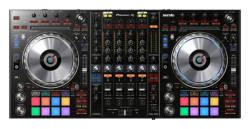 Pioneer DJ - Pioneer DJ DDJ SZ2 Serato DJ Controller