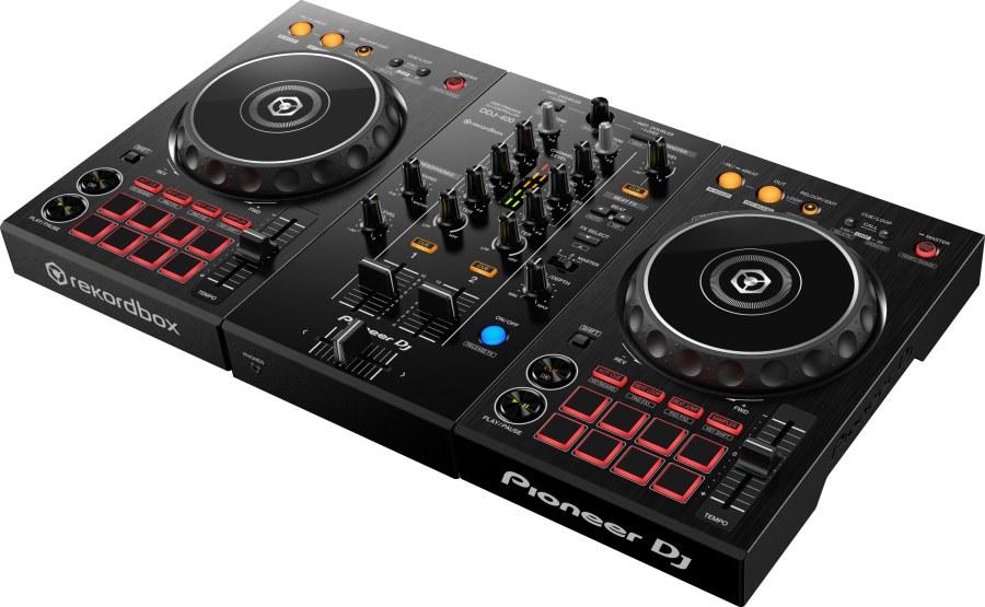 Pioneer DJ DDJ-400 2 Kanal Rekordbox Dj Controller
