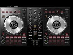 Pioneer DJ - Pioneer DJ DDJ-SB3 2 Kanal Controller