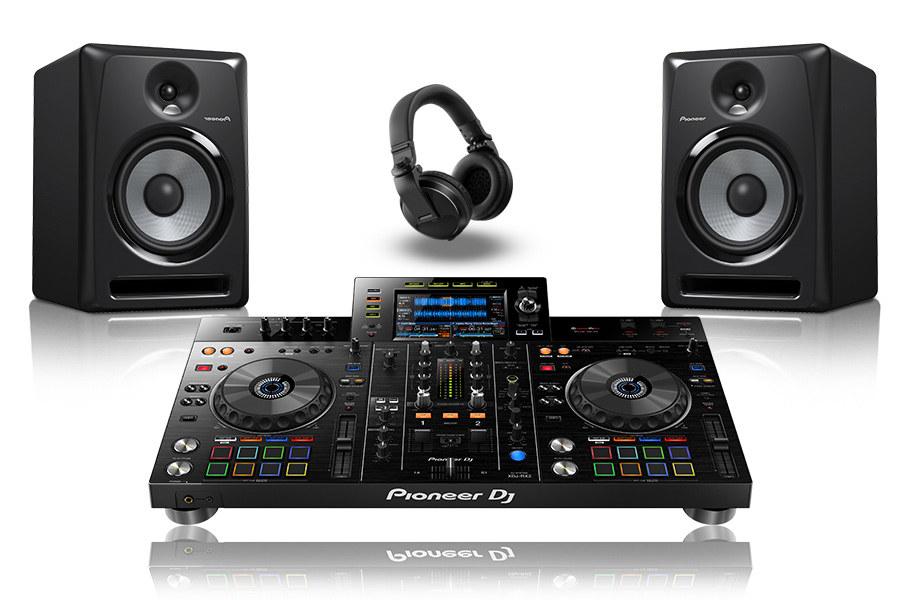 Pioneer DJ XDJ RX2 Full Paket