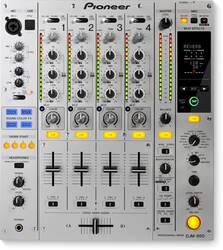 Pioneer DJ - Pioneer DJ DJM-850-S 4 Kanal DJ Mixeri