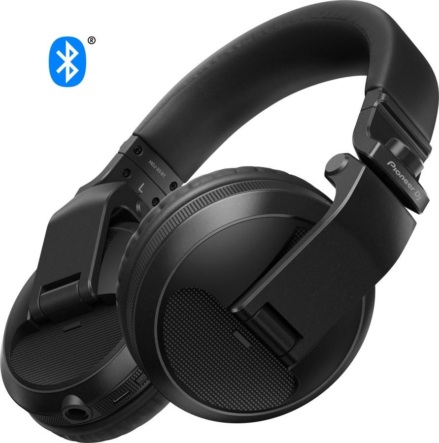 Pioneer DJ HDJ-X5BT Bluetooth Kulaklık ( Kırmızı - Beyaz - Siyah )