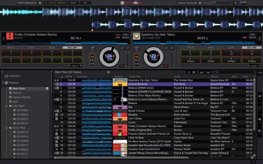 Pioneer DJ RB-VS1-K Rekordbox Tek Control Vinyl (Timecode Plak)