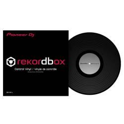 Pioneer DJ - Pioneer DJ RB-VS1-K Rekordbox Tek Control Vinyl (Timecode Plak)