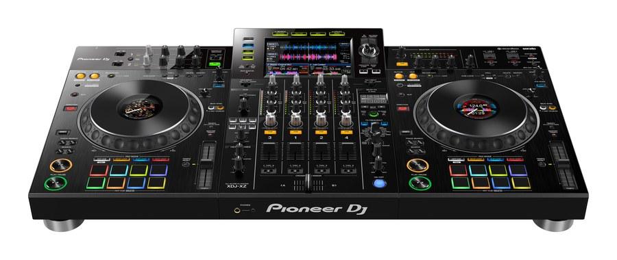 Pioneer DJ XDJ-XZ 4 Kanal DJ Setup