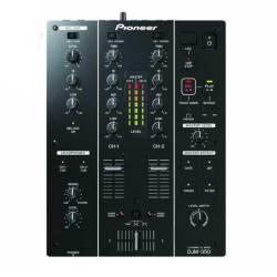 Pioneer DJ - Pioneer DJ DJM-350 2 Kanal Efektli Dj Mixeri (Siyah / Beyaz)