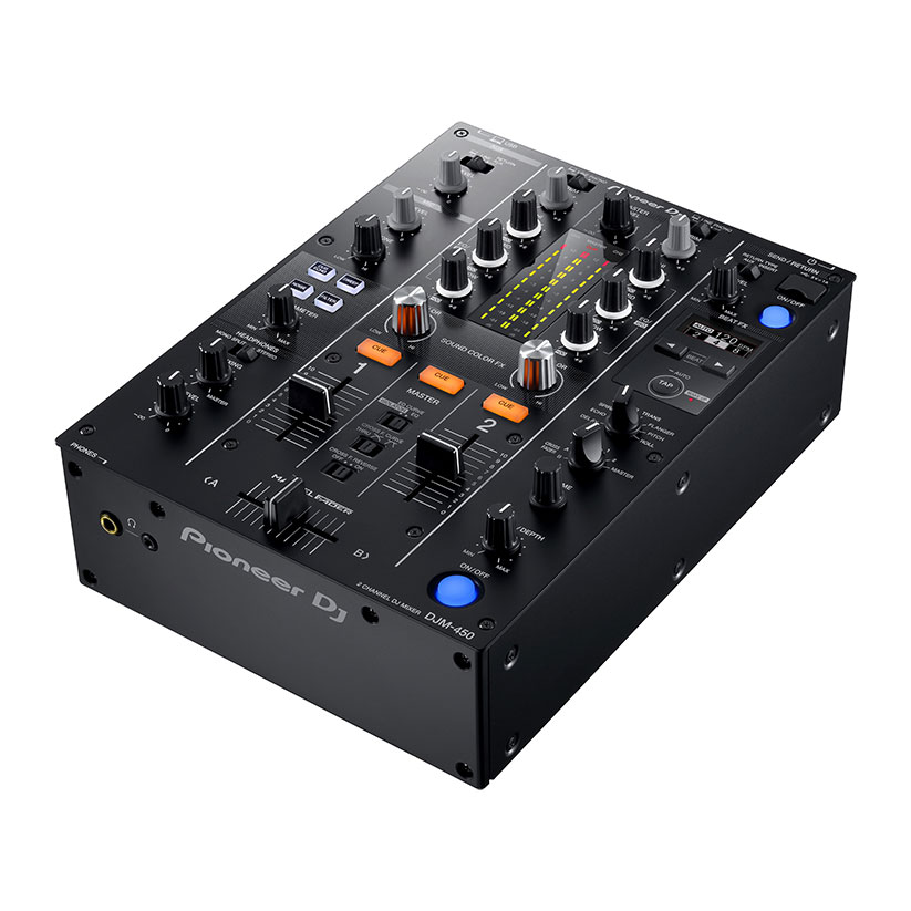 Pioneer DJM-450 2 Kanal Rekordbox DVS DJ Mikser