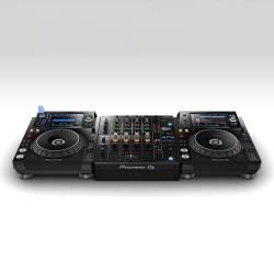 - Pioneer XDJ-1000 MK2 ve DJM-750 MK2 Dj Setup