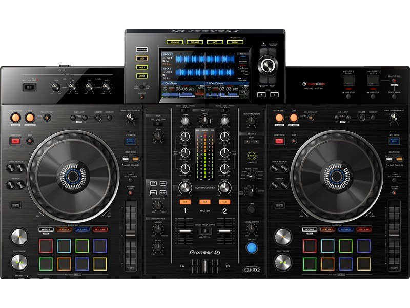 Pioneer DJ XDJ-RX2 2 Kanal Dj Setup
