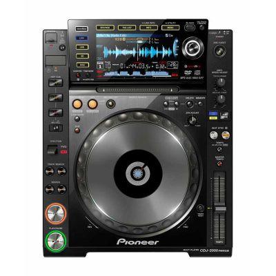 Pioneer DJ - Pioneer DJ CDJ-2000NXS Dj Media Player (Üretilmiyor)