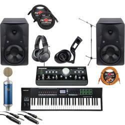 InfoMusic Stüdyo Paketleri - Pratik ve Profesyonel Full Stüdyo Paketi