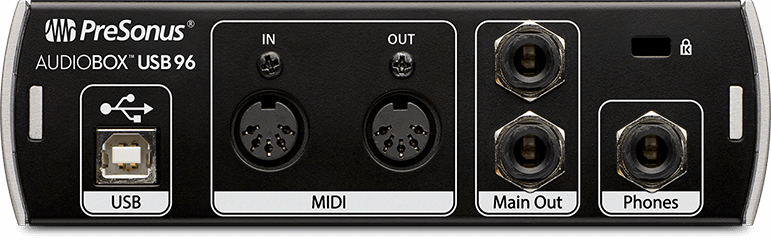 PRESONUS AudioBox 96 USB Ses Kartı
